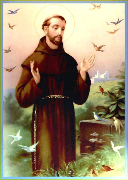 Saint Francis of Asisi